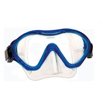 Mirage Goby Silitex Junior Mask Blue