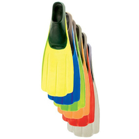 Mirage Enduro Dive Fins Extra Small Red