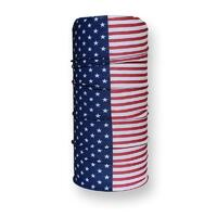 FIND™ Adult Tube Neckwear American Flag Long