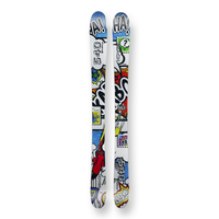 Five Forty Snow Skis Beach Camber Sidewall 125cm