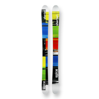 Spice Snow Skis Sherbet Square Camber Sidewall 135cm
