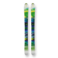 Five Forty Snow Skis Surf White Flat Sidewall 135cm