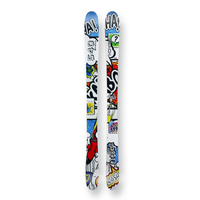 Five Forty Snow Skis Beach Flat Sidewall 135cm