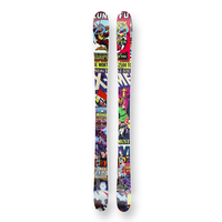 Freestyle Snow Skis Marvel Camber Sidewall 135cm
