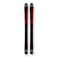 Primal Snow Skis Red Camber Capped 160cm