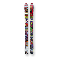 Freestyle Snow Skis Marvel Camber Sidewall 160cm