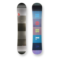 Robla Snowboard Chameleon Camber Sidewall 163cm