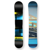 Aria Snowboard Xross Boarder Camber Capped 157.5cm