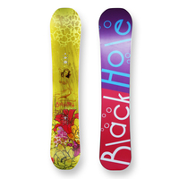 Black Hole Snowboard 152cm Blackhole Dream Flat Sidewall