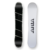 Aria Snowboard Dropout Camber Capped 151.5cm
