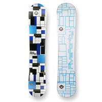 Five Forty Snowboard Nani Blue Camber Sidewall 145cm