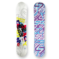 Sims Snowboard Clash Flat Capped 130cm