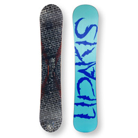 LIDAKIS Snowboard 163cm Attack On Titan Twin Tip Camber Sidewall