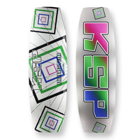 KSP - Monster Kiteboard Rocker Sidewall - 134cm